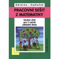 Matematika 7.ročník ZŠ - pracovní sešit  (soubor úloh)