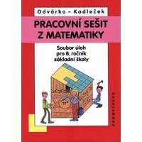 Matematika 8.ročník ZŠ - pracovní sešit  (soubor úloh)