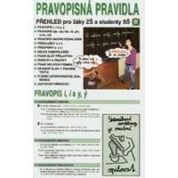 Pravopisná pravidla pro žáky ZŠ a studenty SŠ