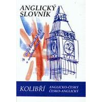 Česko-anglický, anglicko-český slovník  KOLIBŘÍ / DOPRODEJ