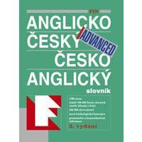 Englisch czech dictionary ADVANCED (nový anglicko-český slovník)