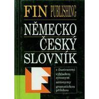Německo-český slovník s ilustracemi  DOPRODEJ