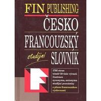 Česko-francouzský slovník studijní  DOPRODEJ