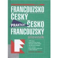 Francouzsko-český, česko-francouzský praktický slovník  ZELENÝ
