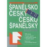 Španělsko-český, česko-španělský kapesní slovník BOLSILLO
