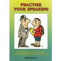 Practise Your Speaking   DOPRODEJ