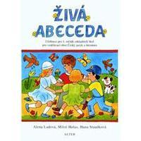Živá abeceda - učebnice pro 1. ročník ZŠ