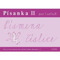 PÍSANKA II. - Písmena a číslice