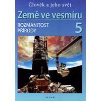 Země ve vesmíru 5 - učebnice (přírodověda pro 5.ročník ZŠ)