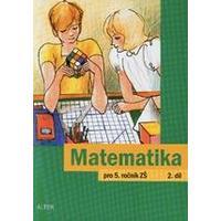 Matematika pro 5. ročník - 2.díl
