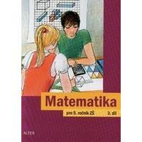 Matematika pro 5. ročník - 3.díl