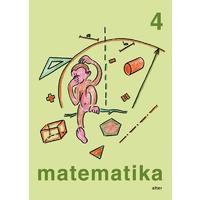 Matematika pro 4. ročník ZŠ - učebnice (jednodílná) + pracovní karty