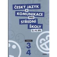 Český jazyk a komunikace pro SŠ - 3.-4.díl učebnice