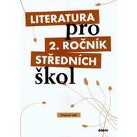 Literatura pro 2.ročník SŠ  - pracovní sešit