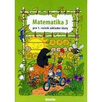 Matematika pro 1.ročník ZŠ - 3.díl pracovní učebnice