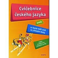 Cvičebnice českého jazyka aneb CO byste měli znát ze ZŠ