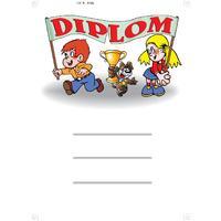 Diplom sportovní /formát A4/