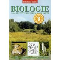 Biologie 1850 testových otázek a odpovědí  DOPRODEJ