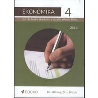 Ekonomika 4 pro OA a ostatní SŠ  (r. 2013) / DOPRODEJ
