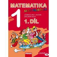 Matematika se Čtyřlístkem 1.ročník SVP - 1.díl  pracovní učebnice