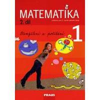 Matematika pro 1.ročník ZŠ - 2.díl / DOPRODEJ