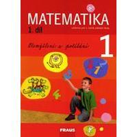 Matematika pro 1.ročník ZŠ - 1.díl