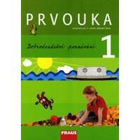 Prvouka pro 1.ročník ZŠ - pracovní učebnice s novými barevnými obrázky / DOPRODEJ