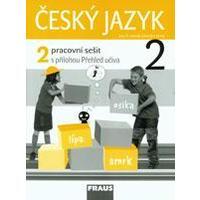 Český jazyk pro 2.ročník ZŠ - 2.díl pracovní sešit