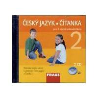 Český jazyk / čítanka pro 2.ročník ZŠ - CD