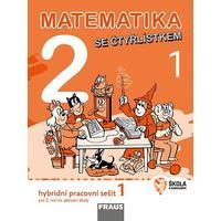 Matematika se Čtyřlístkem pro 2.ročník ZŠ - 1.díl pracovní sešit