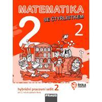 Matematika se Čtyřlístkem pro 2.ročník ZŠ - 2.díl pracovní sešit