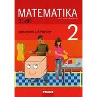 Matematika 2.ročník ZŠ - 2.díl pracovní učebnice
