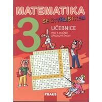 Matematika se Čtyřlístkem pro 3.ročník ZŠ- učebnice