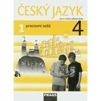 Český jazyk pro 4. ročník ZŠ - 1. díl pracovní sešit