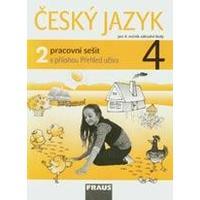 Český jazyk pro 4. ročník ZŠ - 2. díl pracovní sešit