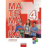 Matematika se Čtyřlístkem pro 4.ročník ZŠ - učebnice
