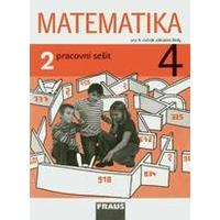 Matematika pro 4.ročník ZŠ - 2.díl pracovní sešit