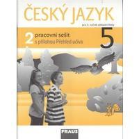 Český jazyk pro 5.ročník ZŠ - 2.díl pracovní sešit