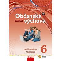 Občanská výchova pro 6.ročník a VG - učebnice  NOVÁ GENERACE