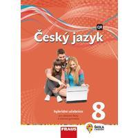Český jazyk pro 8.ročník ZŠ a VG - učebnice (NOVÁ GENERACE)