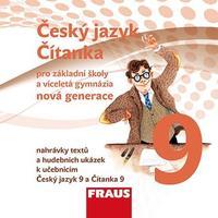 Český jazyk / Čítanka pro 9.ročník ZŠ a VG - CD / NOVÁ GENERACE