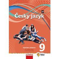 Český jazyk pro 9.ročník ZŠ a VG - učebnice  NOVÁ GENERACE