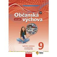 Občanská výchova pro 9.ročník ZŠ a VG - učebnice  NOVÁ GENERACE