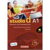 Studio d A1 - Unterrichtsvorbereitung interaktiv