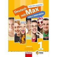 Deutsch mit Max NEU A1/1.díl + interaktiv - učebnice