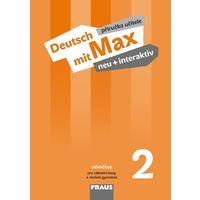 Deutsch mit Max NEU A1/2.díl + interaktiv - příručka učitele