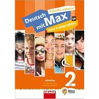 Deutsch mit Max NEU A1/2.díl + interaktiv - učebnice