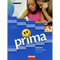 Prima A1/1 - 1.díl učebnice