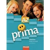 Prima A2/1 - 3.díl učebnice