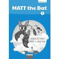 Matt the Bat 1 - příručka učitele (1. a 2.ročník)